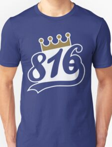 816 - Kansas City Royals T-Shirt