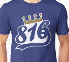816 - Kansas City Royals Unisex T-Shirt