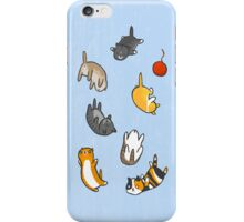 Kitten Rain iPhone Case/Skin
