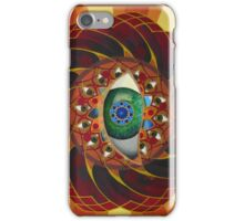 VoirAuDelaDe l'Artifice iPhone Case/Skin