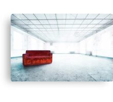 Blinded By Light. Enlightened By Darkness. Canvas Print