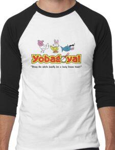 Yobagoya! Men's Baseball ¾ T-Shirt