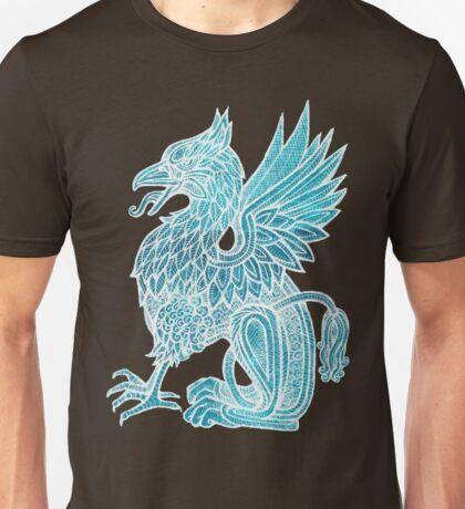Blue Gryphon  Unisex T-Shirt