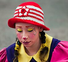 Clown. by bulljup
