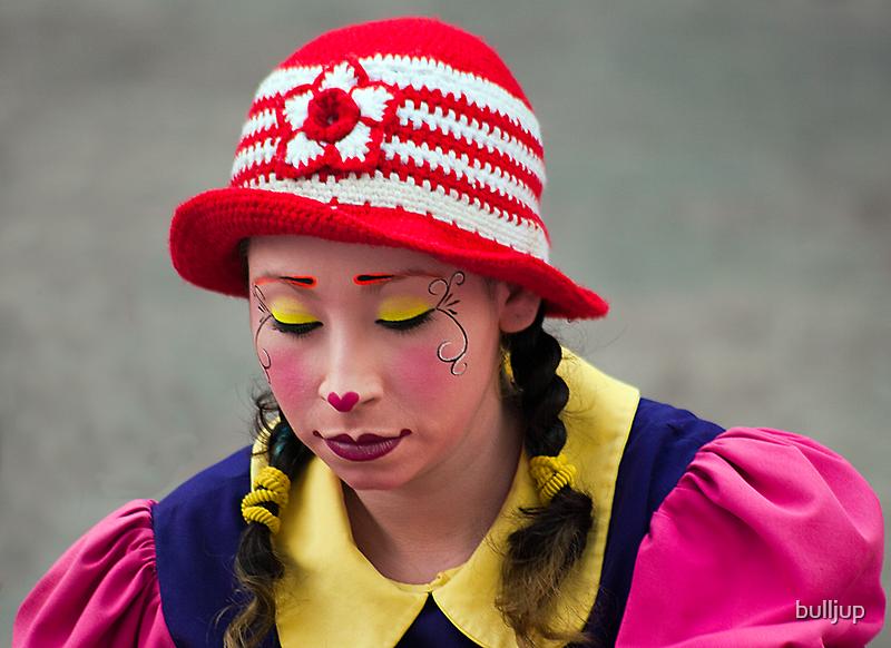 Clown. by bulljup