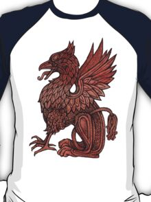 Red Gryphon T-Shirt