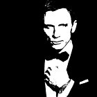 Bond, James Bond #2 iPhone Case by Lauren Eldridge-Murray