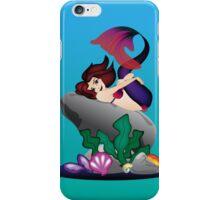 Flirty Mermaid  iPhone Case/Skin