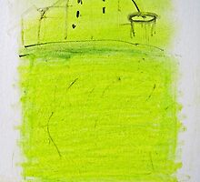 Canola Haze by ROSEMARY EAGLE