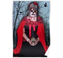Raven Heart Poster