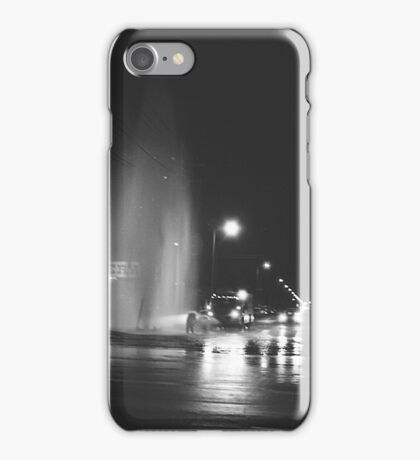 Night Life In The Ghetto... iPhone Case/Skin