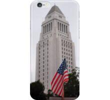 Original Angeles City Hall... iPhone Case/Skin