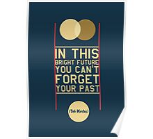 Typography Posters - Bob Marley Quotes Poster