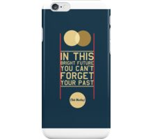 Typography Posters - Bob Marley Quotes iPhone Case/Skin