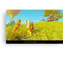 In Broad Daylight Canvas Print