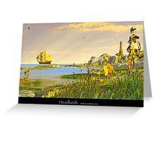 Headlands Greeting Card