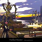 Harbor Master by Joseph Maas