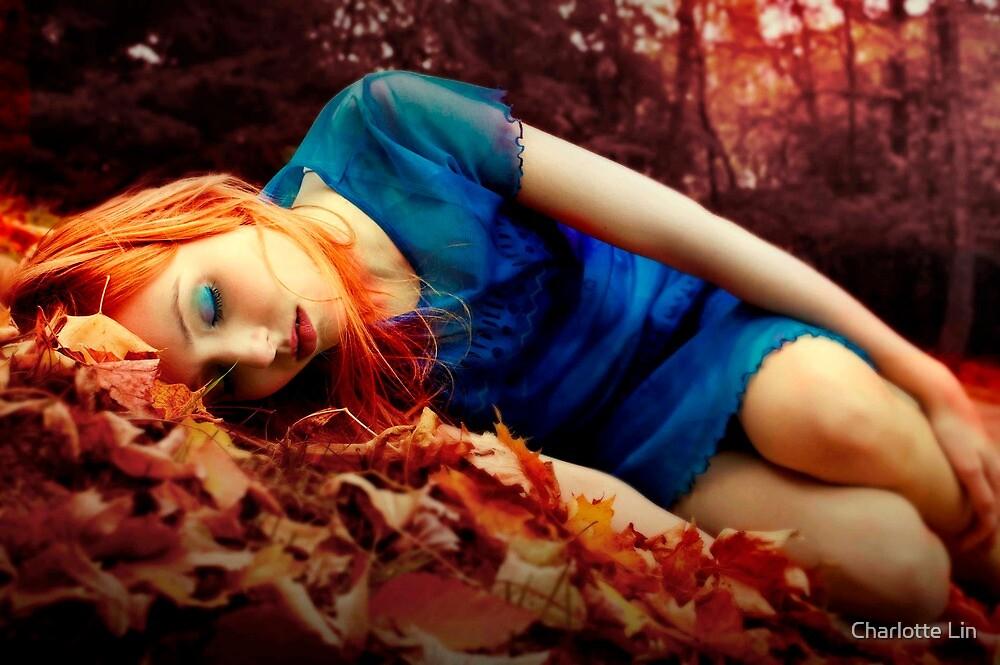 goldfish ll by Charlotte Lin