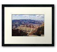 The Ridge Framed Print