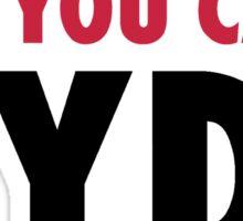 Carlos HYDE w Sticker