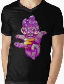 Wild Side  Mens V-Neck T-Shirt