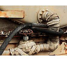 Mummy Train Tank Photographic Print