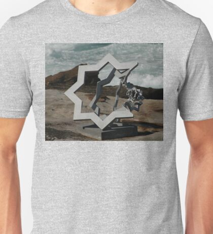 Star Of David @ Sculptures By The Sea Unisex T-Shirt