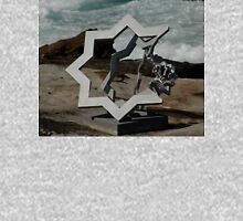 Star Of David @ Sculptures By The Sea T-Shirt