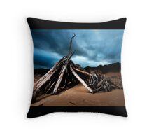 Urunga Beach, NSW Australia Throw Pillow