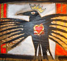 crow nation flag by arteology