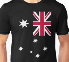 Big Aussie Flag Unisex T-Shirt