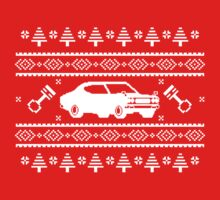 Datsun 610 Ugly Sweater Kids Clothes