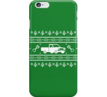 Datsun 620 Ugly Sweater iPhone Case/Skin