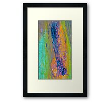 Abstract in Nature  Framed Print