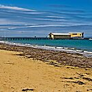 Historic Queenscliff Pier by TonyCrehan