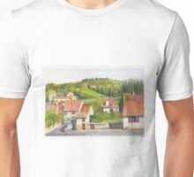 The French village of Billy in the Auvergne Unisex T-Shirt