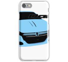 Dodge Dart - Laguna Blue iPhone Case/Skin