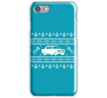 Datsun 510 Ugly Sweater iPhone Case/Skin