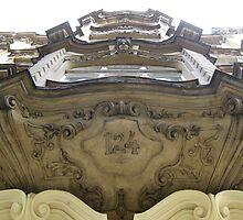 Ornate Balcony #124 by Deanne Chiu