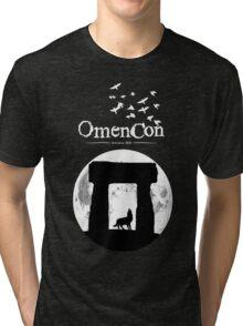 OmenCon 2012 - Armidale (artists: Tim Cluley & Conrad White) Tri-blend T-Shirt