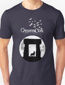 OmenCon 2012 - Armidale (artists: Tim Cluley & Conrad White) T-Shirt