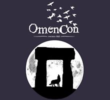 OmenCon 2012 - Armidale (artists: Tim Cluley & Conrad White) Unisex T-Shirt