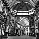 Leadenhall Market  London by DavidFrench