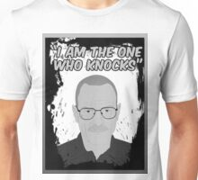 Breaking Bad - I Am The One Who Knocks  Unisex T-Shirt