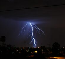 Chained Lightning I by HDTaylor