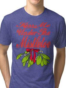 Christmas Tradition Tri-blend T-Shirt