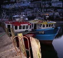 Trawlers by Catherine Hamilton-Veal  ©