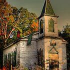 Abandoned Church (Civil War Era) by Brian Cole
