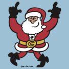 Dancing Santa Claus by Zoo-co