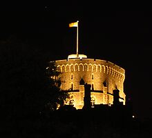 The Round Tower, Windsor Castle by wiggyofipswich